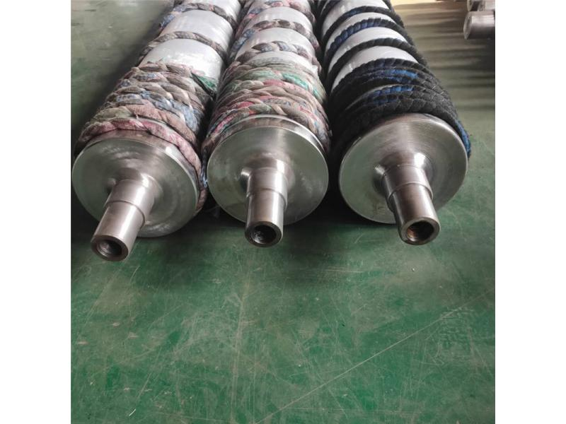 Processing custom mechanical equipment supporting shaft roller industry hollow roller