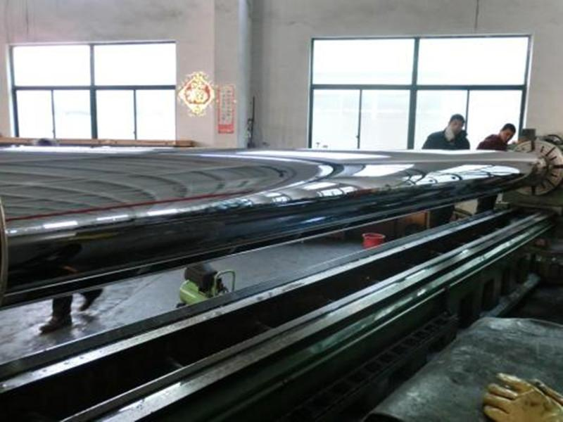 Can produce custom chrome-plated mirror shaft roller processing manufacturers