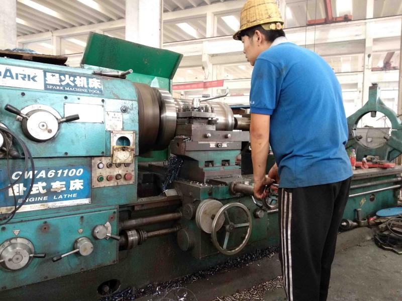 Tengzhou Dingrun Forging Machinery Plant Co.,ltd