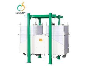 double closed flour plansifter for wheat flour mill