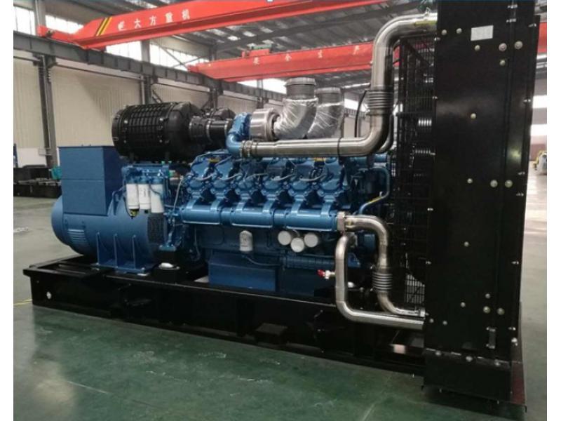500kw/625kVA Baudouin Diesel Generator Set Powered by Weichai Engine