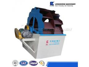 Wheel Sand Washing Machine For Sale China