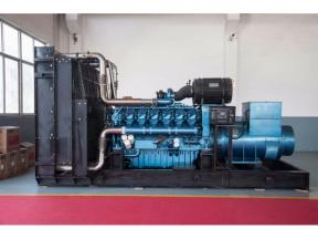 400kw/500kVA Baudouin Diesel Generator Set Powered by Weichai Engine