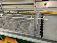Indonesia H Type Battery Pullet Chicken Cage for Poultry Farm