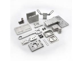 CNC Machining Precision Aluminium Machinery Parts