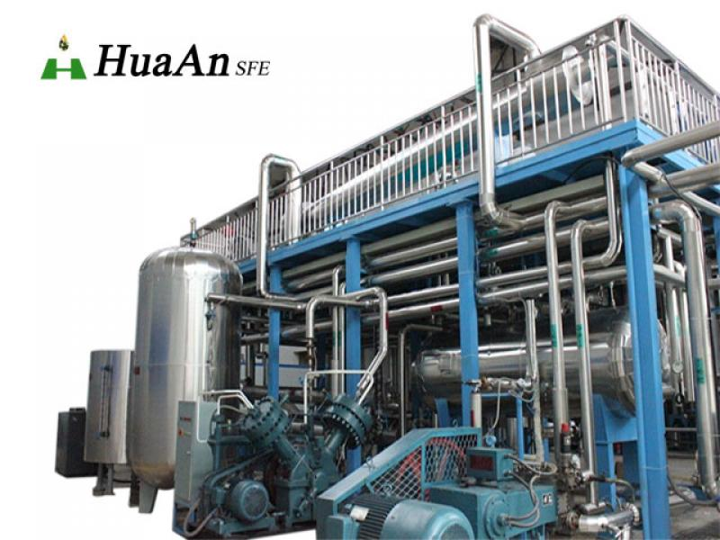 HA321-35-900 Supercritical co2 extraction equipment