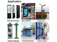 Lcd Panel 32 Inch Outdoor Billboards Advertising Digital Display Screens For Sale