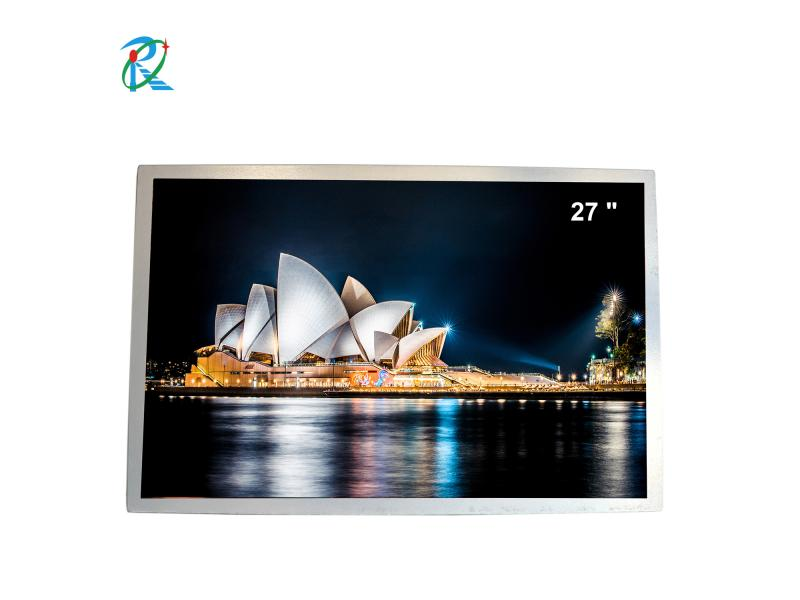 High brightness open frame tft lcd monitor display 27 inch sunlight readable ultra bright