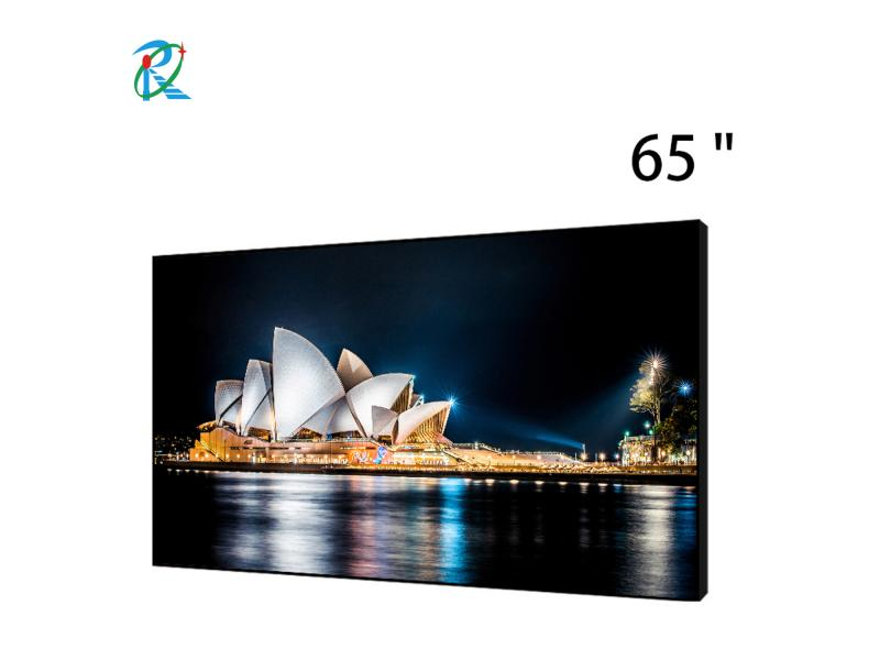 "65"" 2500 nits high brightness sunlight readable LCD panel open frame lcd for commercial display"
