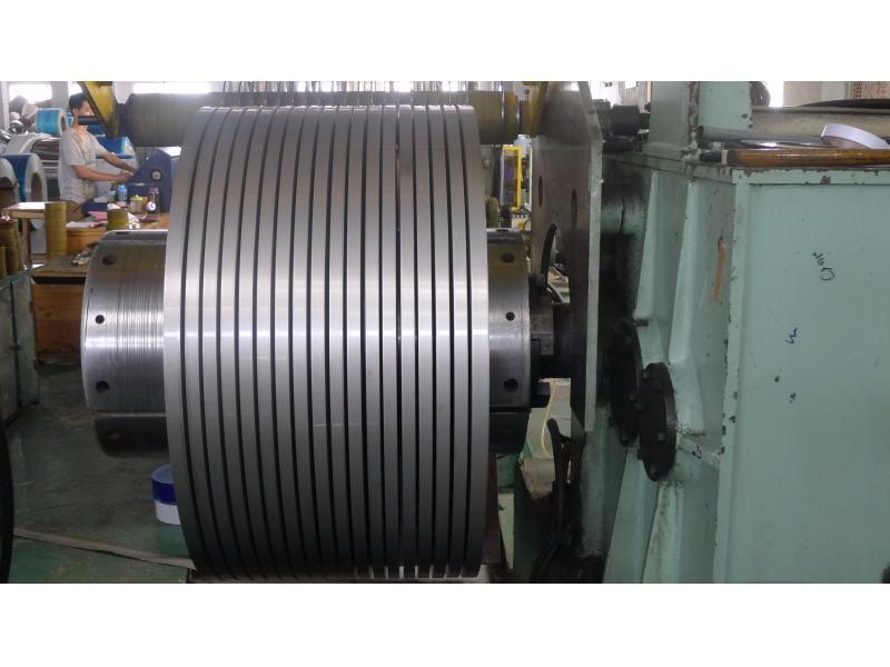 ESL Series Slitting Line GI HR slitting line metal