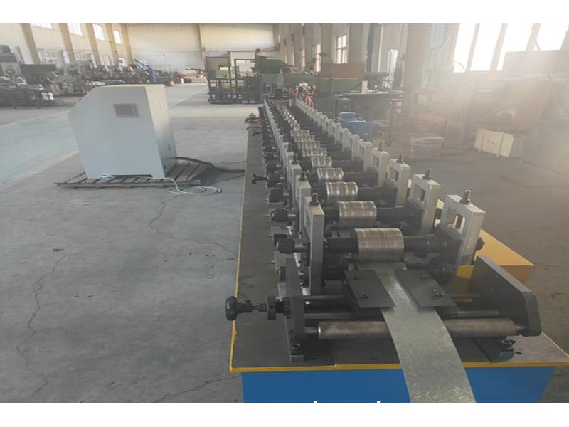 Metal Stud And Track Roll Forming Machine(TCR)