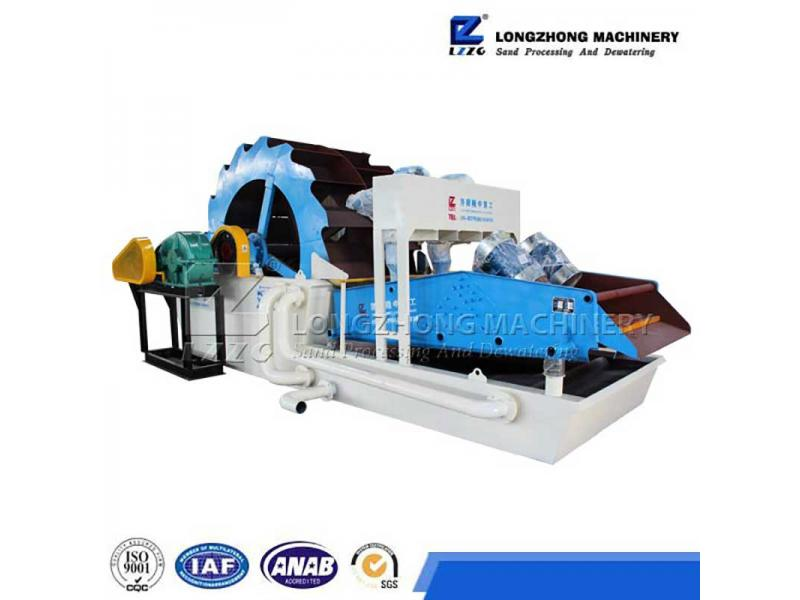 Compact Structure Sand Washing Machine for Sale
