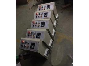 High speed braided electromechanical box