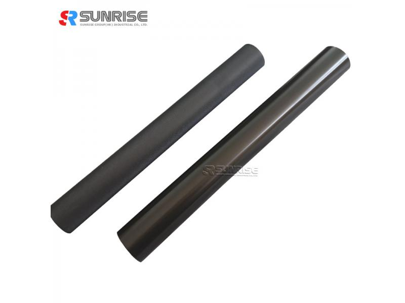 Custom Hard Anodized Conveyor Web Guiding Aluminum Roller Printing Roller