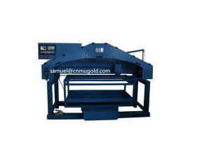 mugold203 automatic kitchen sink belt sanding polishing machine