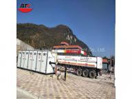 CNG Pressure Regulating-Metering Equipment