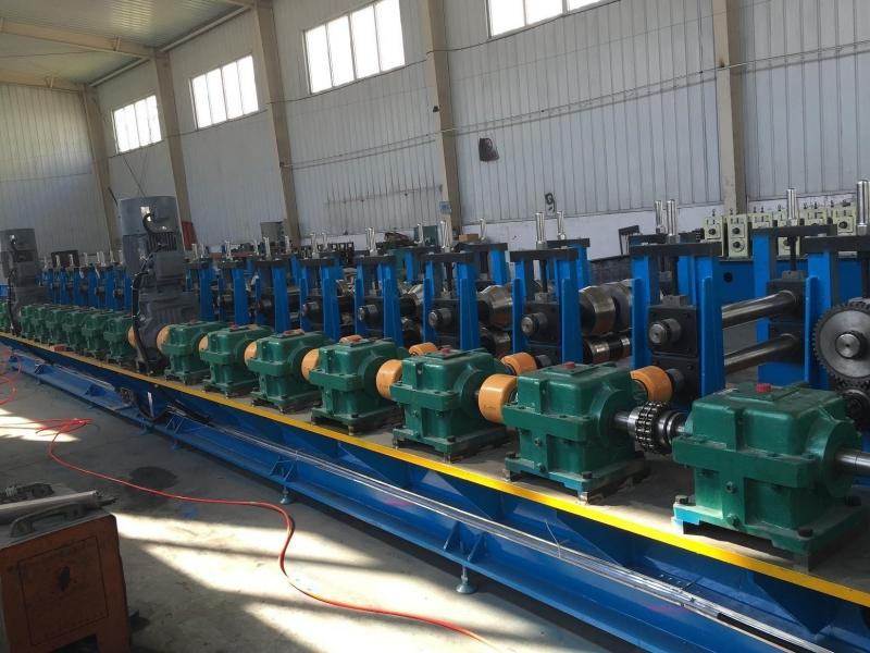 Floor Joist Roll Forming Machine