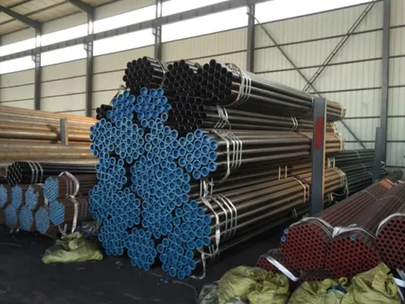 4140 40crmo Alloy Carbon Seamless Steel Pipe for Machining