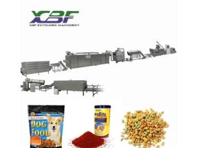 Sinking and Floating Fish Feed Pellet Making Machine