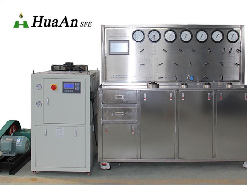 HA220-50-05 Supercritical co2 fluid extraction equipment