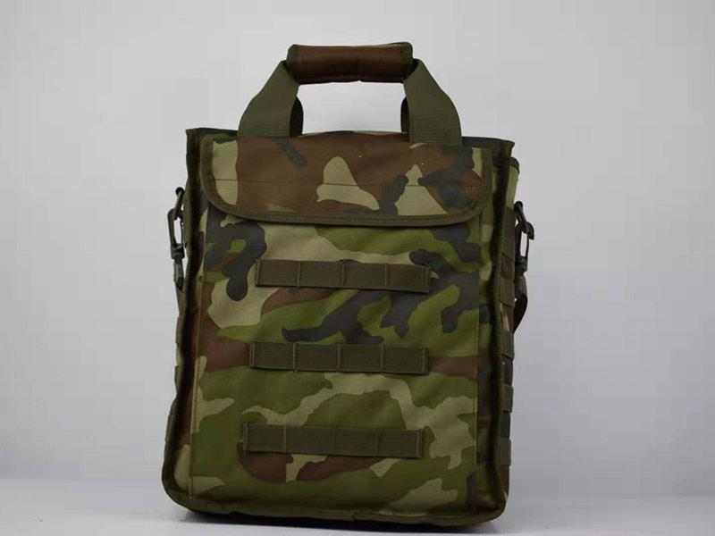 Camouflage outdoor waterproof backpack