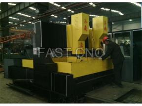 CNC Multi-Spindle Drilling MachineFor Plates( Patent)