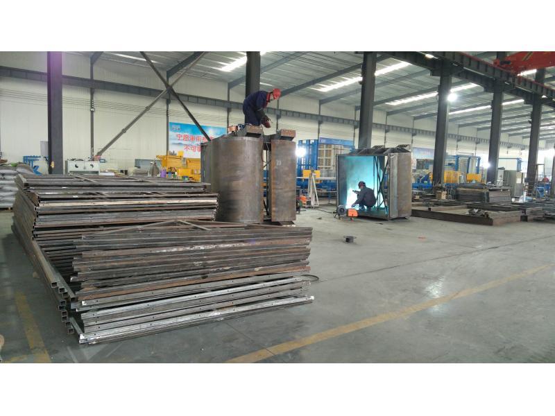 Ji Nan Ouyade Cnc Machinery Co., Ltd