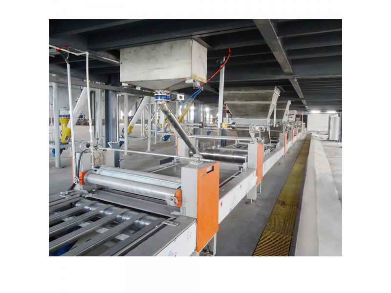 Full Automatic Sulfate Formula MgO board Production Line