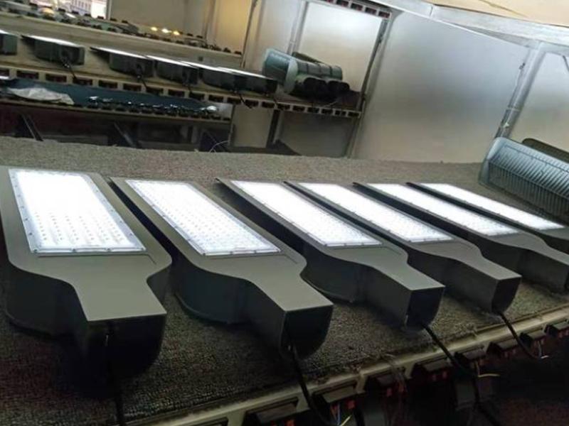 LED Combating Sabre Street Lamp