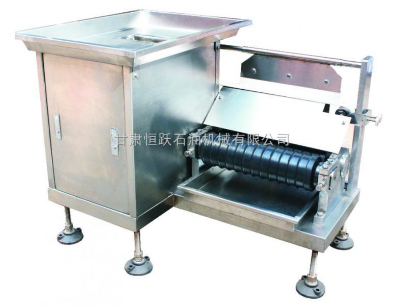 Efficient full automatic granulator