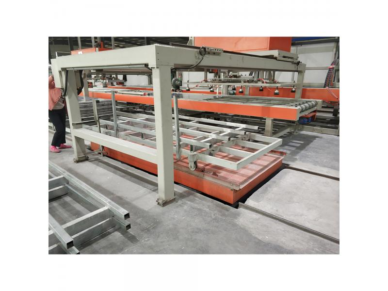 Fireproof Structrual Floor MgO Board Machine Line