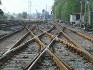 Rail Turnout