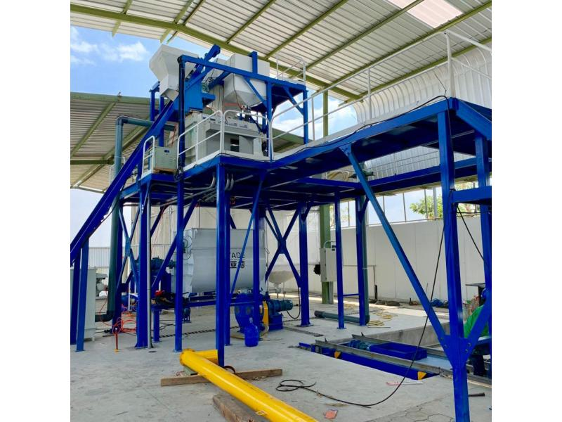 Lightweight Eps Cement Wall Panel Machine
