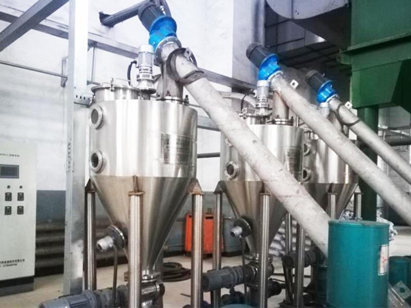 Dry Spray Denitrification Equipment