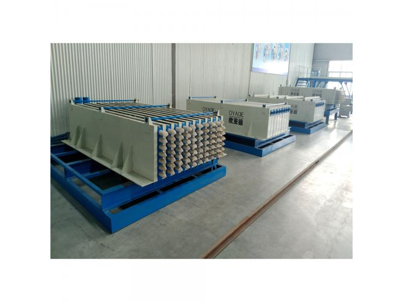 Hollow core Wall Panel machine Production Line