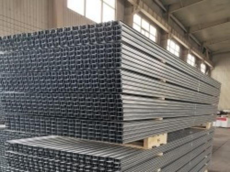 Light Steel Stud And Track For Wall DT76