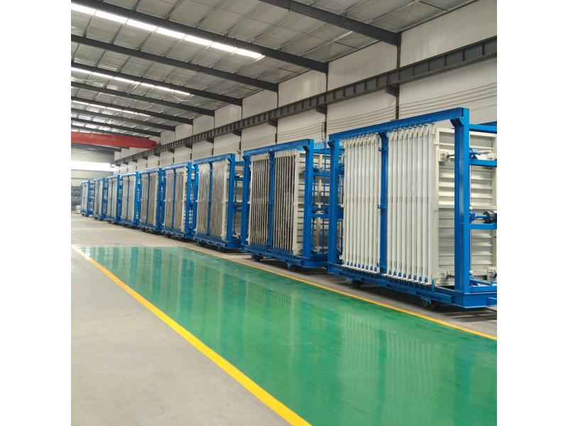 Sandwich Wall Panel Production Machine