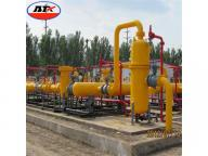 Natural Gas Skid for Supply Station Project