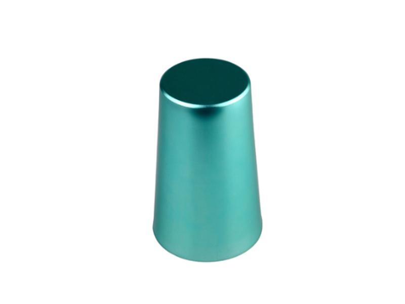 Blue Color Aluminum Lamp Shade
