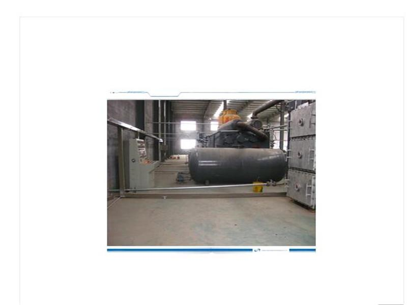 2015 New Type Oil Sludge Automatic Fully Contnuous Pyrolysis Machine /Plastic Pyrolysis Machine 60to
