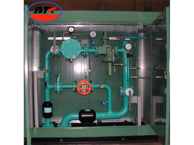 City Gas Pressure Regulating Station