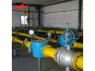 City Natural Gas Transmission Equipment