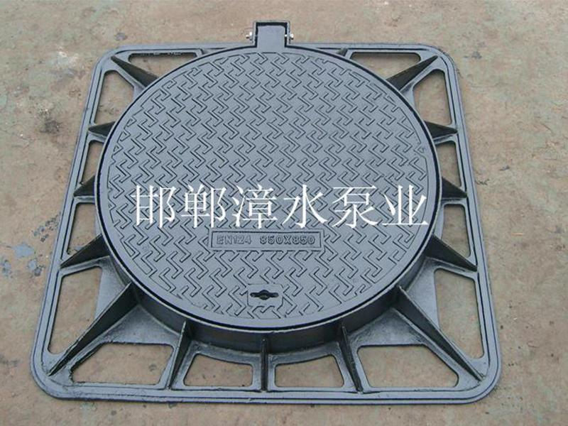 Ductile Iron Square 850 Well  Cover