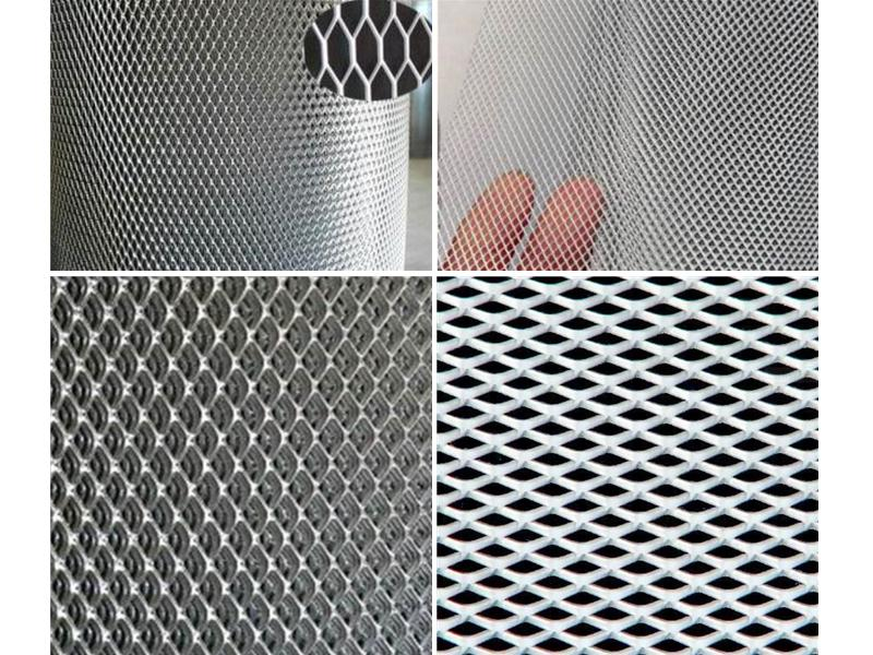 Small Steel Plate Mesh
