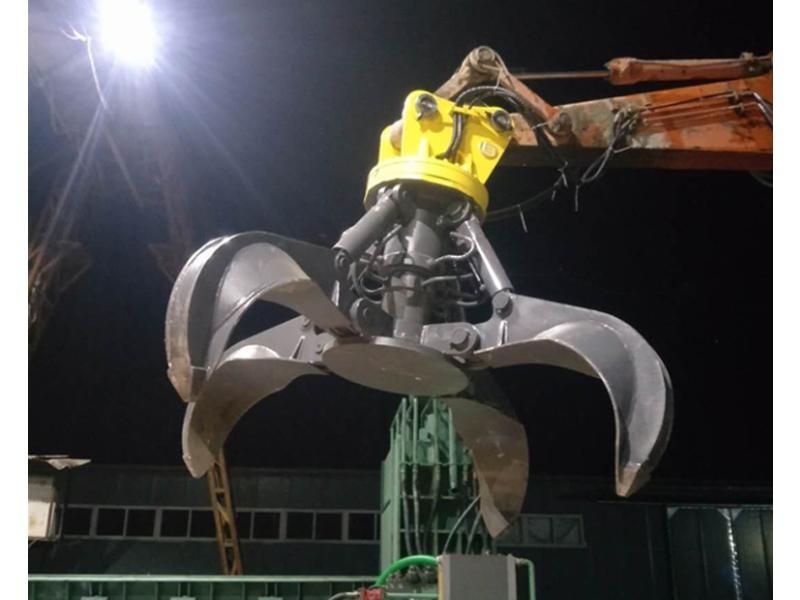 Excavator Catch Steel Machine Lotus Catch