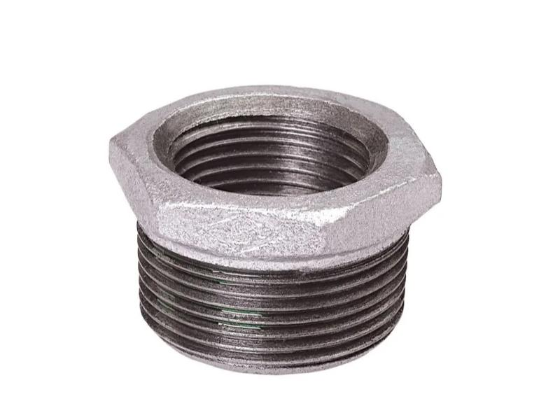 Ms Fitting Galvanized 241 Bushing Mf Threaded Pipe Fitting