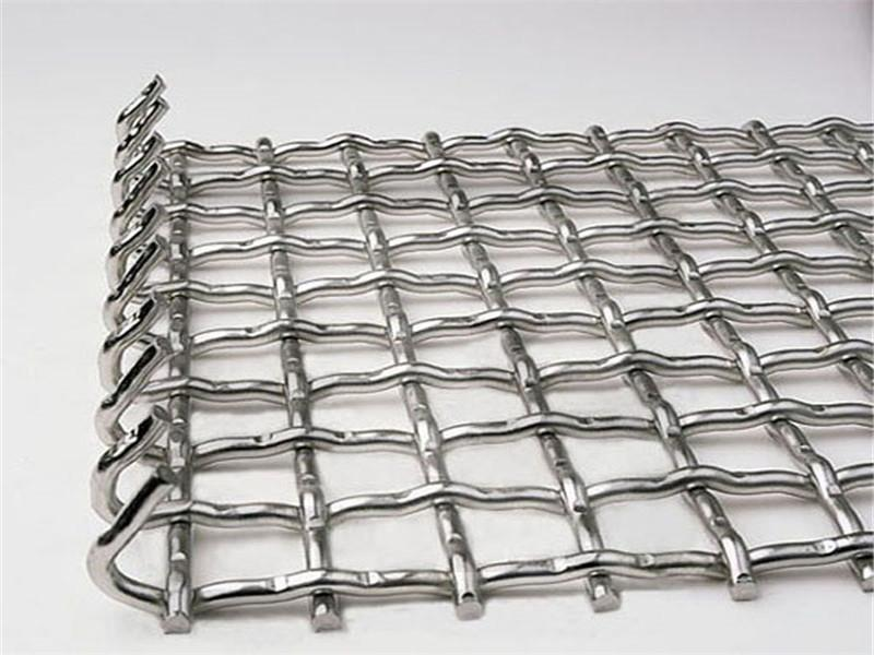 Stainless Steel Crimp Screen