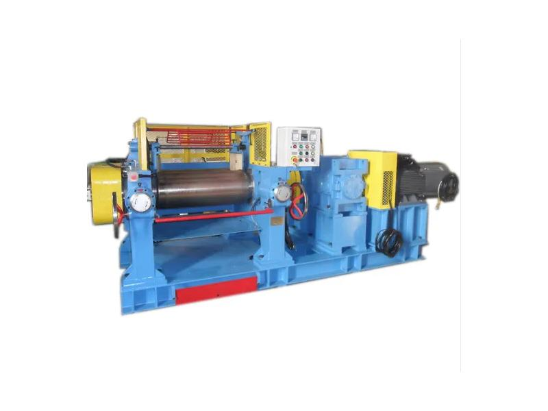 Two Roll Rubber Open Mixing Mill with Hard Tooth Reducer