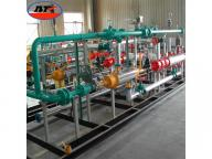 Natural Gas Pressure Regulating Metering Odorization Station