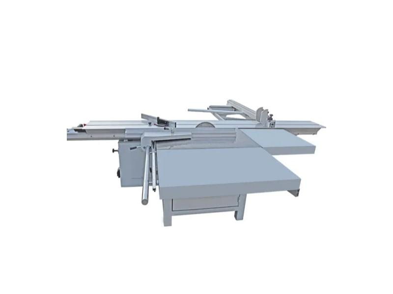 Push Table Sawwood Cutting Machine Precision Panel Saw with Heavy Sliding Table
